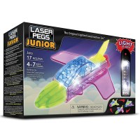 Laser Pegs Junior 3-in-1 Jet Kit