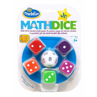 ThinkFun Math Dice Junior