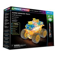 Laser Pegs Super Monster Truck
