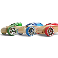 Automoblox Mini S9/C9/T9 3 Pack Car Set