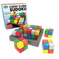 Colour Cube Sudoku