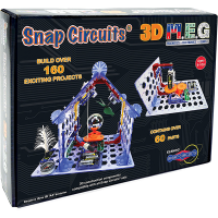 Snap Circuits 3D M.E.G Electronics Discovery Kit