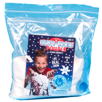 Be Amazing Insta-Snow 1LB Bag Package