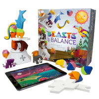 Beasts of Balance Stacking Game