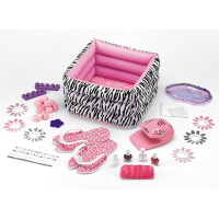 Creativity for Kids Day at the Spa Deluxe Gift Set - Contents