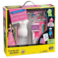 Creativity for Kids Designed by You Fashion Studio Kit