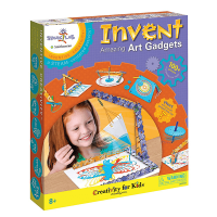 Creativity for Kids Invent Amazing Art Gadgets Kit