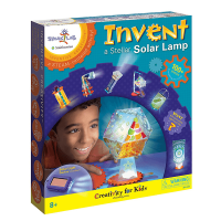 Creativity for Kids Invent a Stellar Solar Light Kit