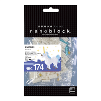 Schylling Nanoblock Unicorn
