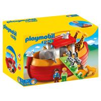 Playmobil 1.2.3 My Take Along Noah's Ark Set