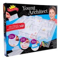 Scientific Explorer Young Architect House Designer