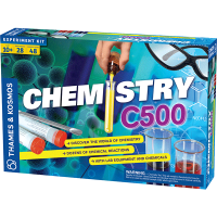 Thames & Kosmos Chemistry C500 Kit
