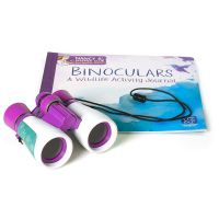 Binoculars & Wildlife Journal by Educational Insights Nancy B