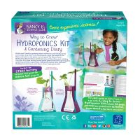 Educational Insights Nancy B Way To Grow Hydroponics - Back