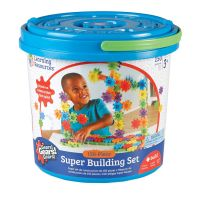 Learning Resources Gears Gears Gears Super Building Set