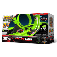 Max Traxxx Tracer Racer RC Double Loop