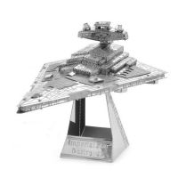 Fascinations Metal Earth Star Wars Imperial Star Destroyer 3D Metal Model Kit