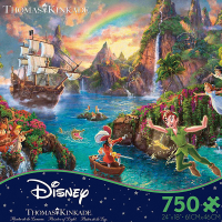 Ceaco Disney Peter Pan 750 Piece Puzzle