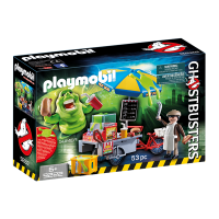 Ghostbusters Slimer Box