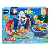 VTech Go! Go! Smart Wheels Blast Off Space Station