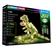Laser Pegs 20-in-1 T-Rex Kit