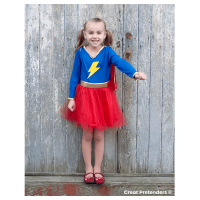 Great Pretenders Lightning Quick Adventure Chick Costume - 3
