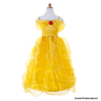 Great Pretenders Classic Belle Gown Size 5-6