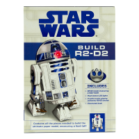 Smartlab Star Wars R2-D2 Papermodel Kit