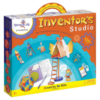 Creativity for Kids Inventor's Studio - Box Font