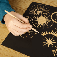 Creativity for Kids Light-Up Doodle Art Kit - Lifestyle 3
