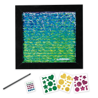 Creativity for Kids Sequin Drawing Board Kit - Contents 1