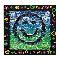 Creativity for Kids Sequin Drawing Board Kit - Lifestyle 2