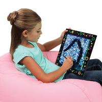 Creativity for Kids Sequin Drawing Board Kit - Lifestyle 4