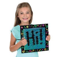 Creativity for Kids Sequin Drawing Board Kit - Lifestyle 5