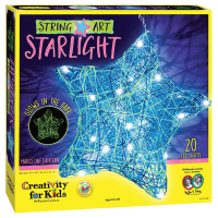 Creativity for Kids String Art Starlight Kit