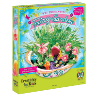 Creativity for Kids Wee Enchanted Fairy Garden Kit - Box