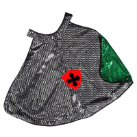 Great Pretenders Reversible Dragon Knight Cape - 2
