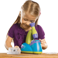 Educational Insights Geosafari Jr. Talking Microscope - Lifestyle 1