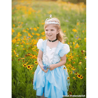 Great Pretenders Cinderella Tea Party Dress - 3