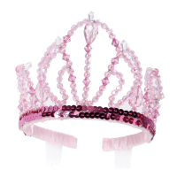 Great Pretenders Pink Beauty Tiara - 1