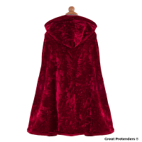 Great Pretenders Little Red Riding Hood Cape - 4