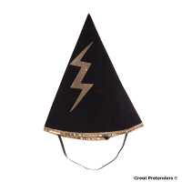 Great Pretenders Reversible Wizard Cape & Hat - 2