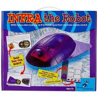 Young Scientist Club Infra the Robot
