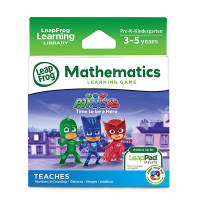 LeapFrog Explorer Learning Game: PJ Masks
