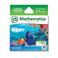 LeapFrog Mathematics Learning Game - Finding Dory