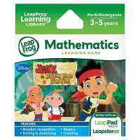 Leapfrog Mathematics Learning Game - Jake & The Neverland Pirates
