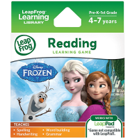 Leapfrog Reading Learning Game - Frozen