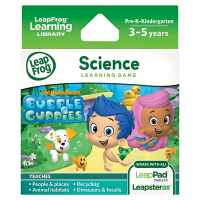 Leapfrog Science Learning Game - Bubble Guppies