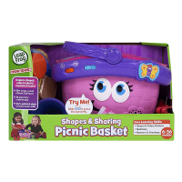 Leapfrog Shapes & Sharing Picnic Basket - Package 1