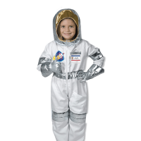 Melissa & Doug Astronaut Role Play Costume Set